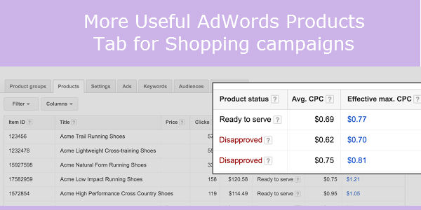 Products-tab-for-Shopping-campaigns